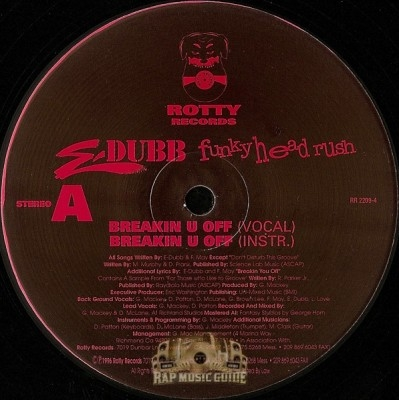 E-Dubb - Breakin U Off