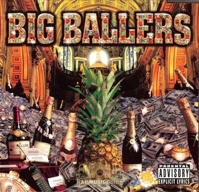 Big Ballers - The Album