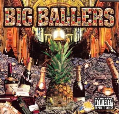Big Ballers - The Album