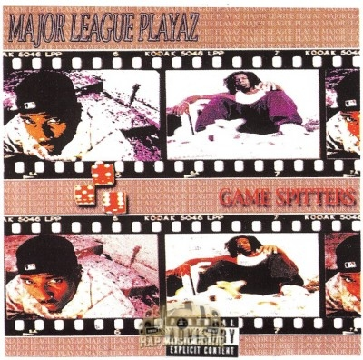 Major League Playaz - Game Spitters