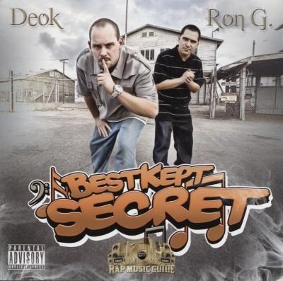 Deok And Ron G. - Best Kept Secret