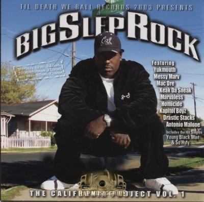 Big Slep Rock - The California Project Vol. 1