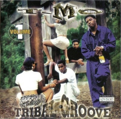 T-Mo - Tribal Groove Volume 1