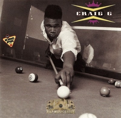 Craig G - The Kingpin