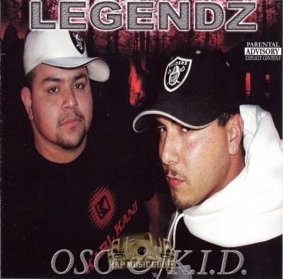 Oso & K.I.D. - Legendz
