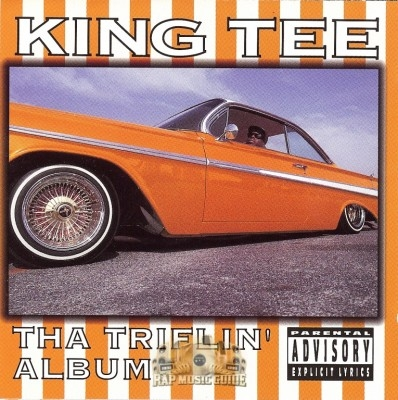 King Tee - Tha Triflin' Album