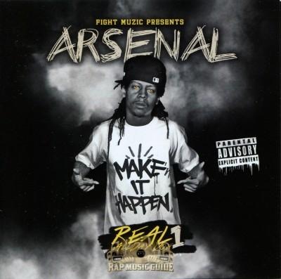 Arsenal - Real 1 AllDayDoe