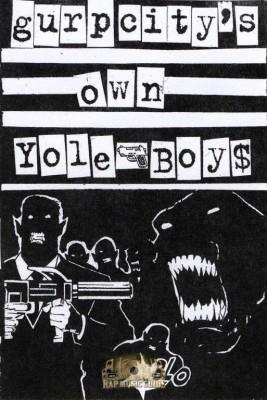 Gurp City's Own Yole Boys - Megakut #1