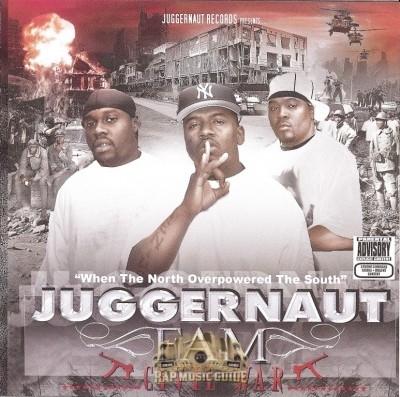 Juggernaut Fam - Civil War
