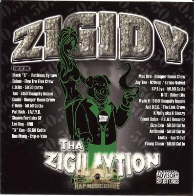 Zigidy - Tha Zigilaytion