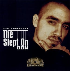 G-Nut - The Slept On Don