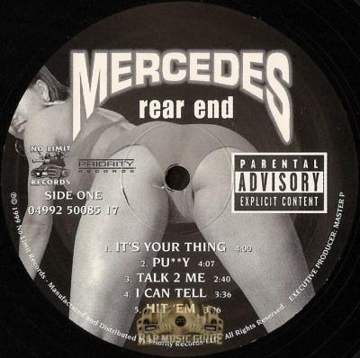 Mercedes - Rear End