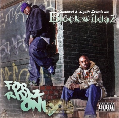 Block Wildaz - For Ridaz Only