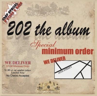 Ill Gutt - 202 The Album
