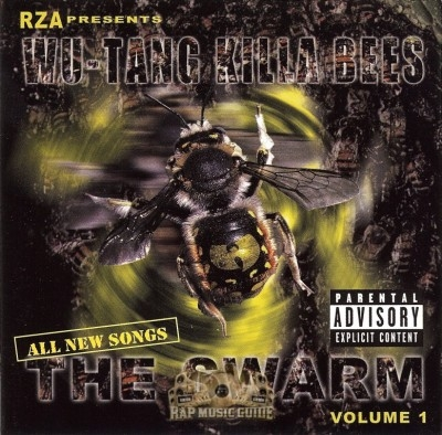 Wu-Tang Killa Bees - The Swarm Volume 1