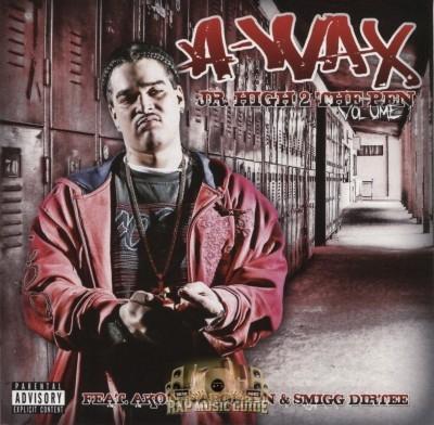 A-Wax - Jr. High 2 The Pen Volume 1