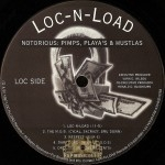 Loc-N-Load - Notorious Pimps, Playas & Hustlas