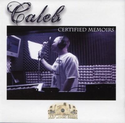 Caleb - Certified Memoirs