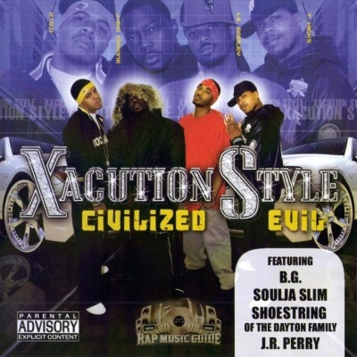 Xacution Style - Civilized Evil