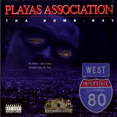 Playas Association - Tha Bomb-Bay