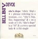 Bell Biv Devoe - She's Dope (Remixes)