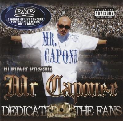 Mr. Capone-E - Dedicated 2 The Fans