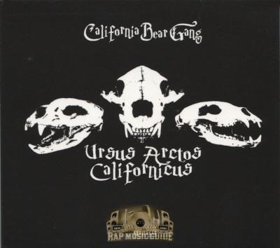 California Bear Gang - Ursus Arctos Californicus