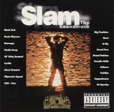Slam - The Soundtrack