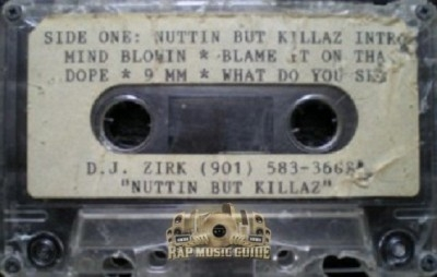 D.J. Zirk - Nuttin But Killaz
