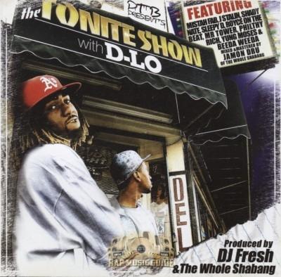 D-Lo - The Tonite Show