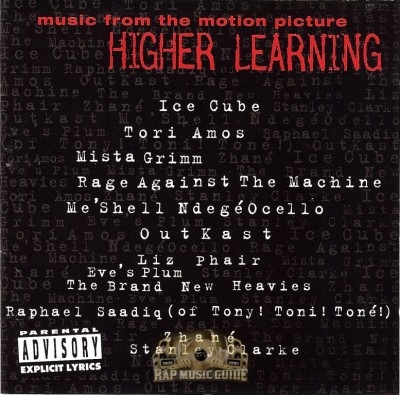 Higher Learning - Motion Picture Soundtrack