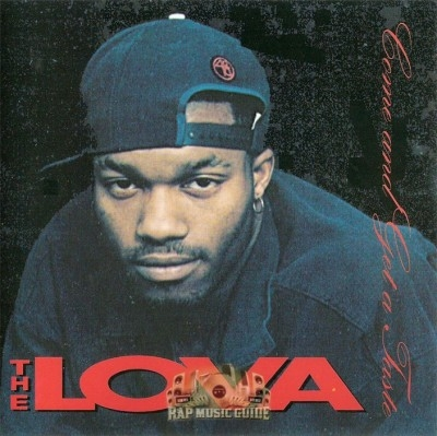 The Lova - Come And Get A Taste