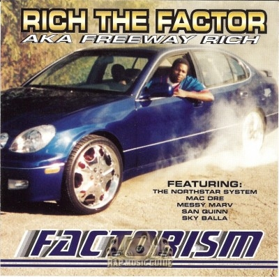 Rich The Factor - Factorism