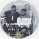 Evolutionaries - Las Vegas To The World Vol 3