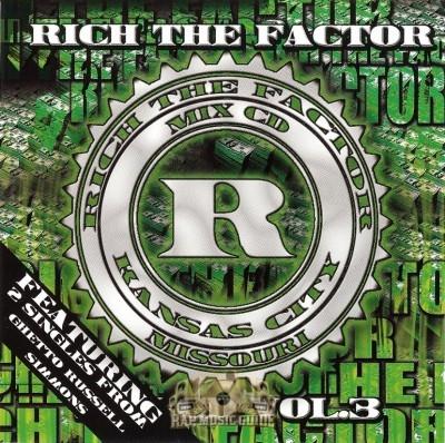 Rich The Factor - Mix CD Vol. 3