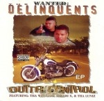 The Delinquents - Outta Control