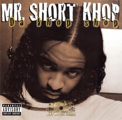 Mr. Short Khop - Da Khop Shop
