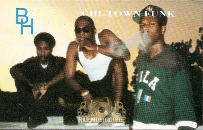 Blak-Huslas - Chi-Town Funk