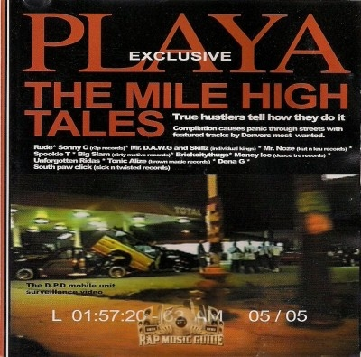 Playa Exclusive - The Mile High Tales