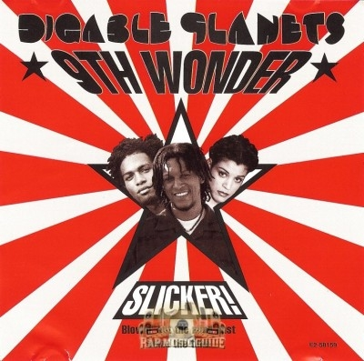 Digable Planets - 9th Wonder