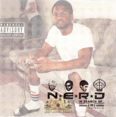N.E.R.D. - In Search Of...