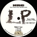 LP Tha Artist - Hate II Luv / Bizzness Y'all