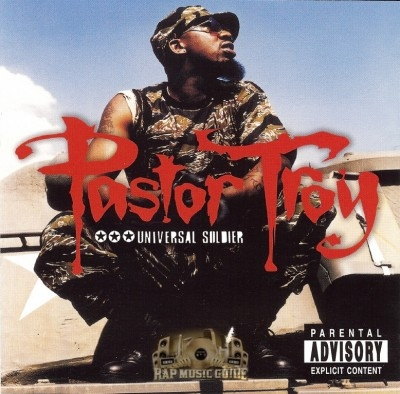 Pastor Troy - Universal Soldier