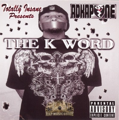 Ad Kapone - The K Word