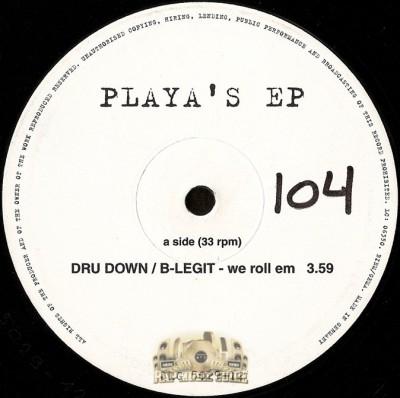 Playa's EP - Playa's EP