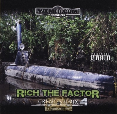 Rich The Factor - Greatest Mix 4