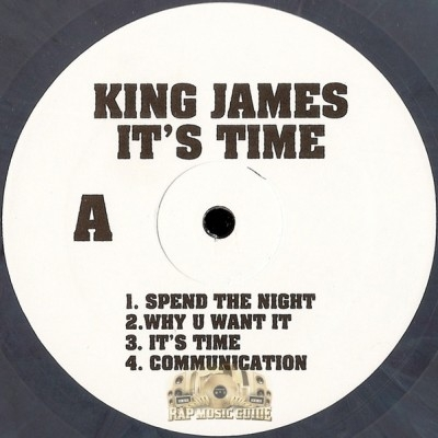 King James - It's Time
