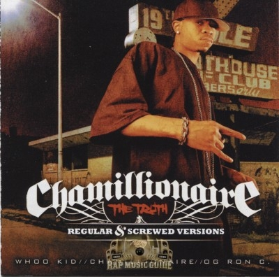 Chamillionaire - The Truth