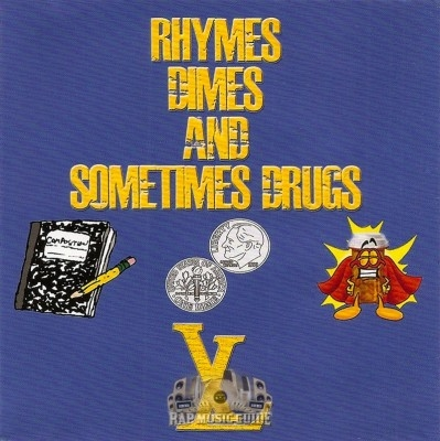 xperiencingLife - Rhymes Dimes & Sometimes Drugs