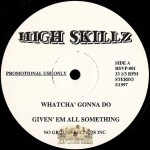 High Skillz - My Thought Process EP